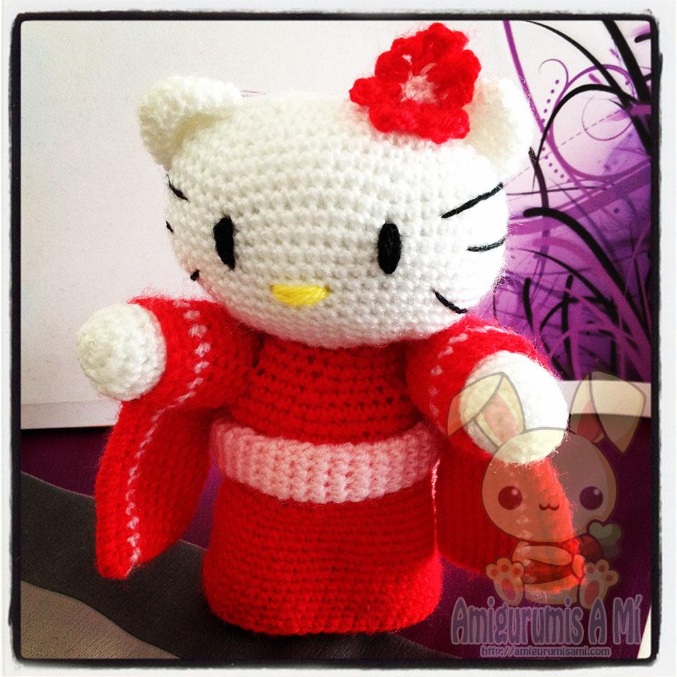 Amigurumi Hello Kitty Bruja 2 | Brujas, Amigurumi | 960x960