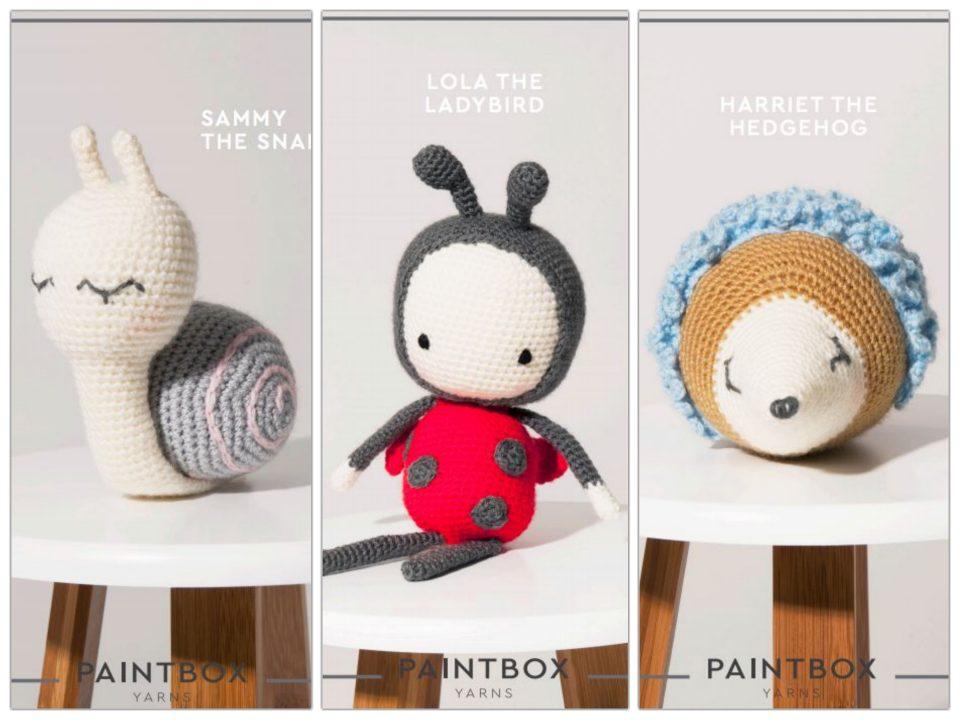 Love Crochet – Patrones Gratis |